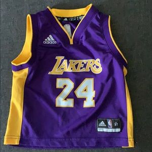 Kids Lakers Jersey